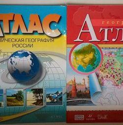 Atlas of geography grade 8-9