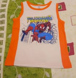 T-shirt with Spiderman p.116, 128
