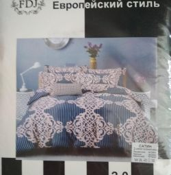 New 2 ch. linens. Satin. in assortment