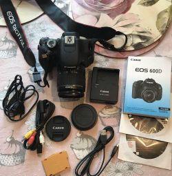 Canon EOS 600D 🖤📸 Επείγοντα!