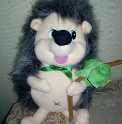 Jucărie moale de arici