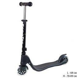 Νέα σκούτερ scooter 145mm έως 70kg