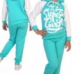 Tracksuit for girls