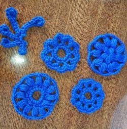 Articole decorative tricotate