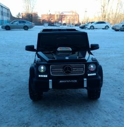 Electric vehicle Mers 4x4