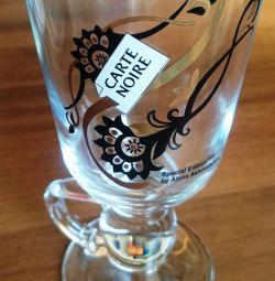 Γυαλί για ζεστό κρασί Carte Noire.