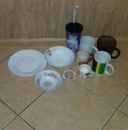 Посуда (цена за все)