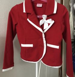 Jacket elegant 122-128