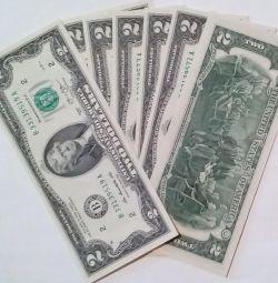 2 dolari SUA