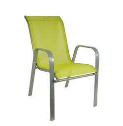 GARDEN FURNITURE SET: garden furniture set: 2 chairs with green