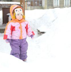 Demisiunea costumului + umplutura de iarnă