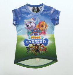 Tricou Skye și Everest