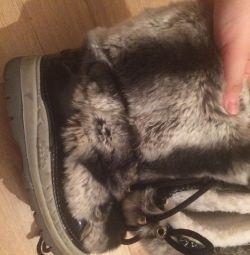 Μπότες μωρό σούπερ ζεστό