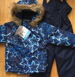New winter kit Huppa at -30
