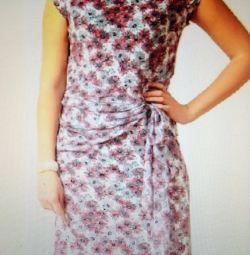 Платье женское новое, размер 60, трикотаж