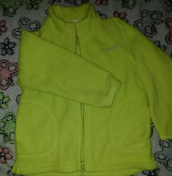 Fleece blouse size 86