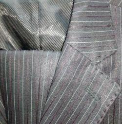 Suit men's classic (new)
