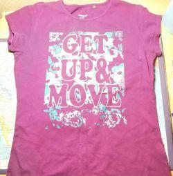 Female T-shirt. Demix (demix)