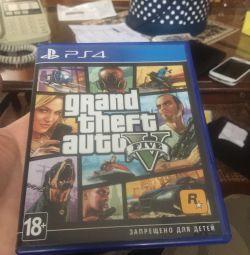 GTA 5 GTA 5 PS4