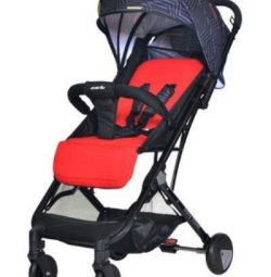 Περιπατητής Everflo Baby ταξιδεύει με το E-330