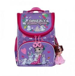 Grizzly backpack new