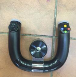 Joystick steering wheel for XBOX360