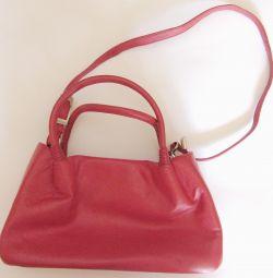 Deri bayan çantası