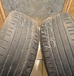 255-55-R18 Летняя шина