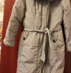 Зимняя куртка 46-50 размер