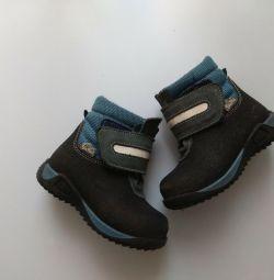 Pantofi cu viteză mare