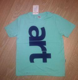 Το μπλουζάκι είναι νέο!