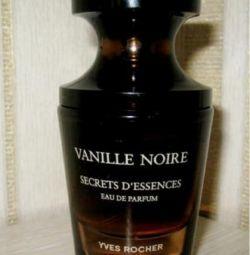 Black vanilla Yves rocher
