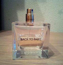 Eisenberg înapoi la Paris