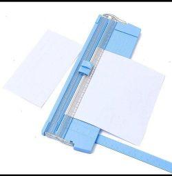Φορητό τρίψιμο χαρτιού A-4