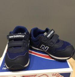 Spor ayakkabı yeni denge orijinal 22,5 boyut