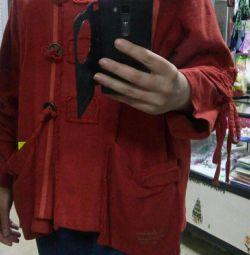 New Linen Jacket