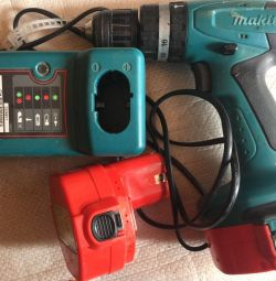 Makita is a screwdriver, non-working.