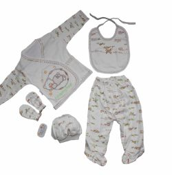 Set for babies