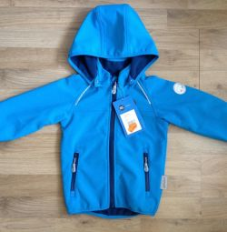 Softshell jacket from Finland 92, 104