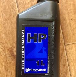 Масло для 2-тактних двигунів HP, Husqvarna, 1 л.