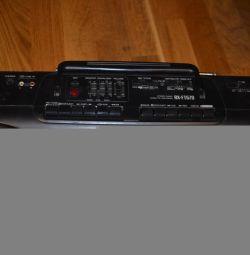radio casetofon Panasonic RX-FT 570