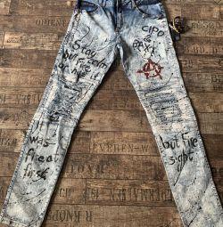 Jeans nou exclusivist