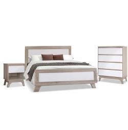 BUILDING SET 3 PCS BED-COMBINED-DRYER
