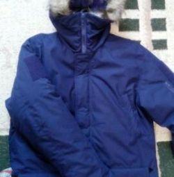 Military winter jackets, New, type Alaska. p.52.54