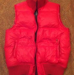 Jacheta de jos - rezervor pentru fete