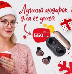 Tws bluetooth 5.0 wireless headphones