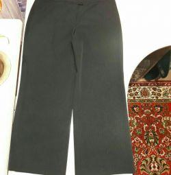 Женские брюки раз 52-54