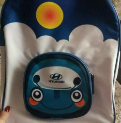 Backpack for children (new)
