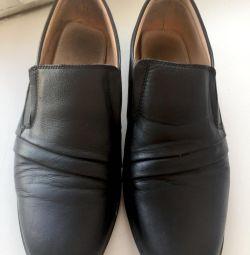 Moccasins, σχολικά παπούτσια