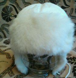 Χειμερινό καπέλο για το κορίτσι